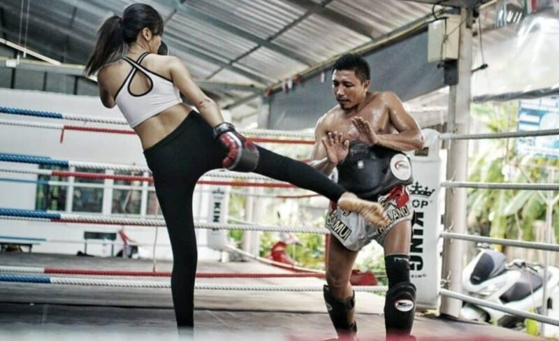 Suwit Muay Thai with gaining popularity