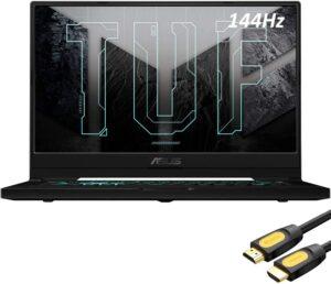 2021 TUF by_ASUS Dash F15 3060 Gaming Laptop
