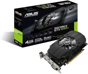 ASUS GeForce GTX 1050 Ti 1.4 Gaming Graphics Card