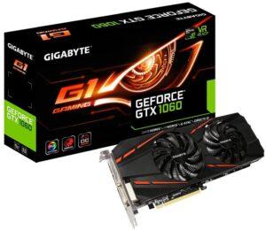 Gigabyte AORUS Xtreme GeForce GTX 1060