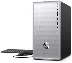 HP Pavilion 590 Gaming Desktop Computer