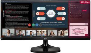 LG 25UM58-P 25'' UltraWide IPS Monitor