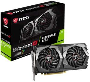 MSI Gaming GeForce GTX 1650 Graphics Card