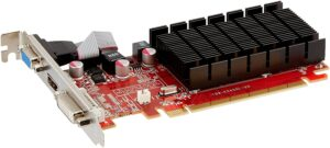 VisionTek Radeon 5450 2GB DDR3 Graphics Card